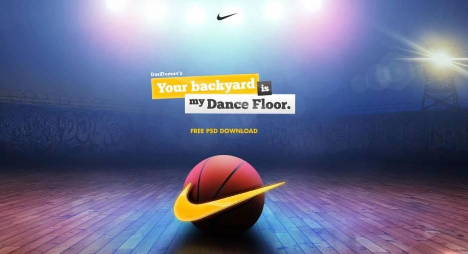 nike治愈系广告:篮球不可侵犯!图片