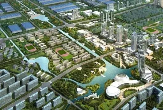 太谷加入太原都市区规划建设 潇河新城如此建设 涉及清徐这么多乡镇
