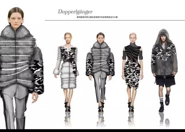 大赛宗旨 本次大赛致力于挖掘优秀作品,选拔年青的新锐裘皮服装设计人图片