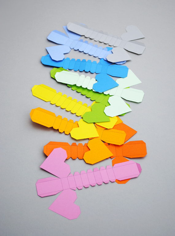 幼儿园3d立体手工制作教程