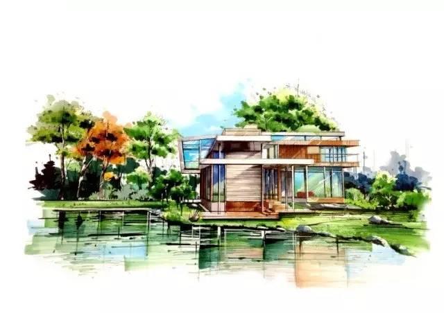 14级建筑学 姓名:杨锦 学校:广西科技大学鹿山学院 所在校区:卓越手绘