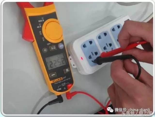 钳形表的使用方法与维护