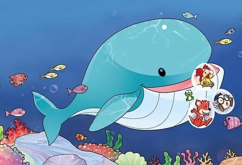让他们能海洋里的小动物们近距离接触啦.