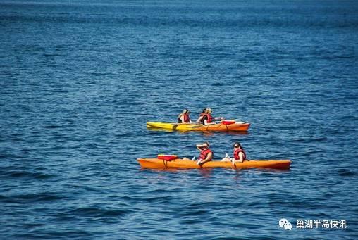 【重磅消息】6月18日皮划艇大赛再次驾到巢湖半岛,运动健儿们,你们