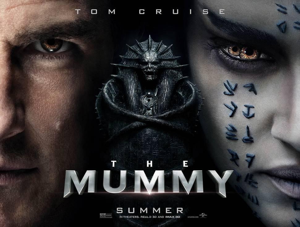The Mummy 2017 Dual Audio [ Hindi 2 0 + English 2 0 ] - BluRay - 773MB - ESubs [ Movies500 ]