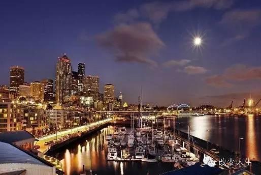 西雅图-洛杉矶(美国)