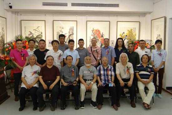 盛世高歌 · 至道真源——中国画著作约请展在大成艺术馆开幕
