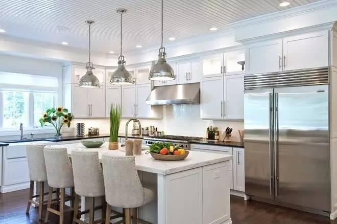 厨房装修|开放式厨房对比封闭式厨房