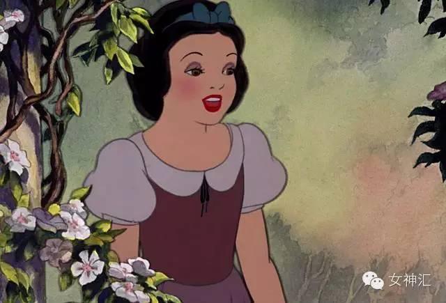 搞笑 正文  论化妆的重要性.白雪公主简直.