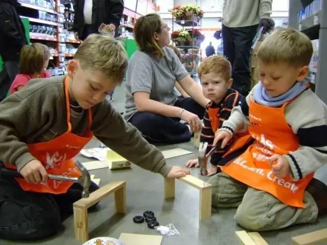 儿童科学木工坊|steam国际教育课程图片