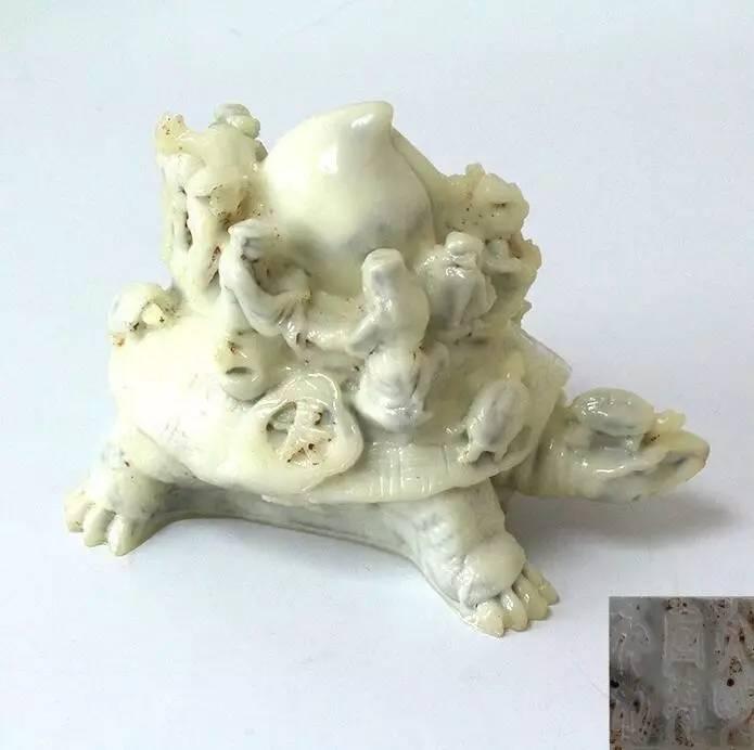 八仙过海寿桃龙龟图片