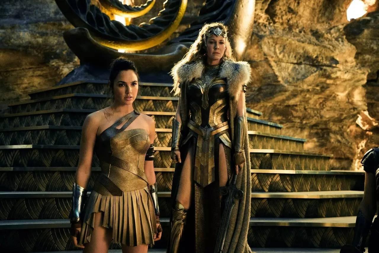 从天堂岛公主到正义女侠 赤子之心为爱而战