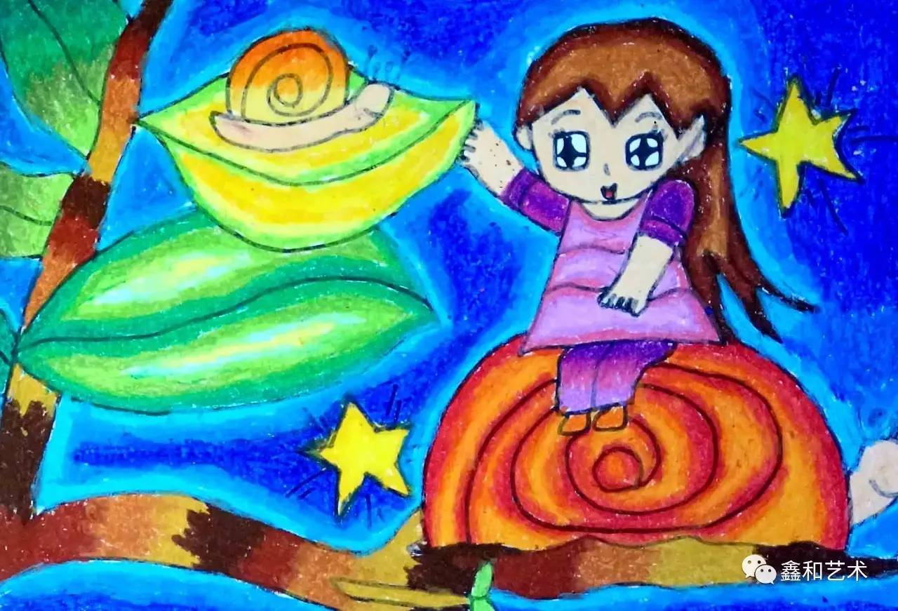 让我们一起记录孩子成长的印记   如果您的孩子也喜欢绘画,欢迎加入七九八少儿美术培训中心   舞动青春 9