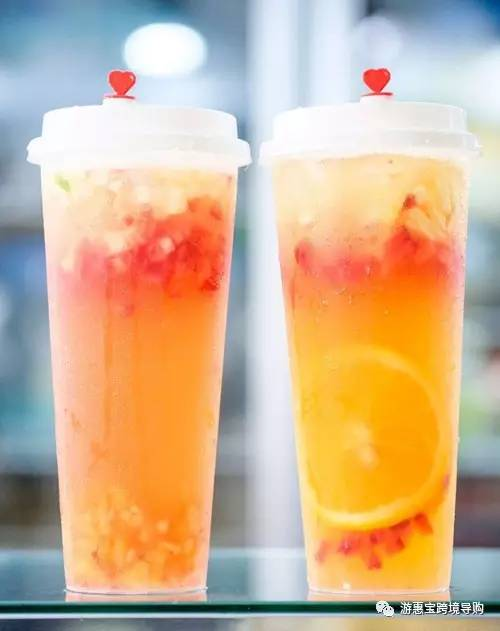 酷夏去香港不可错过的榴莲奶盖茶