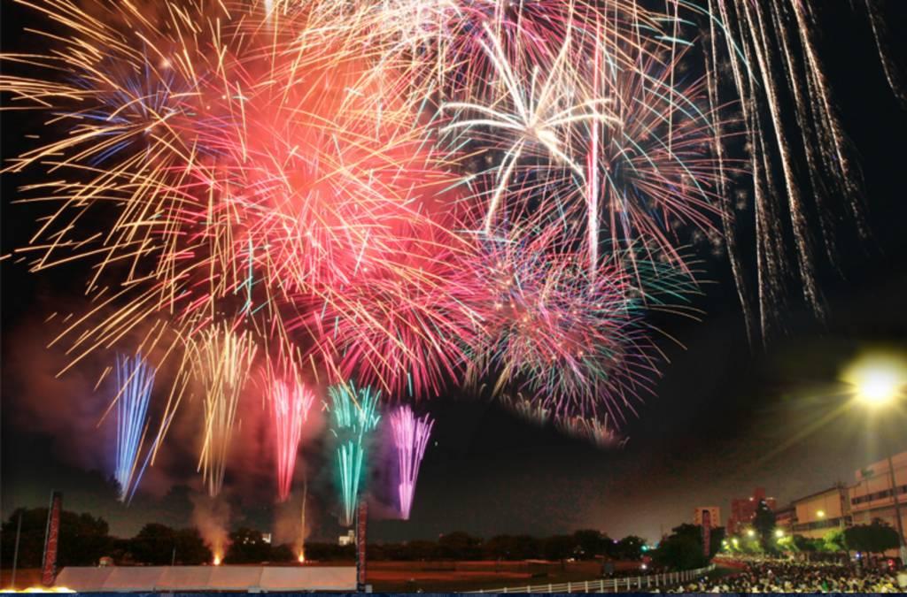 2017日本花火大会时间表,给你一个浪漫又灿烂的夏天!