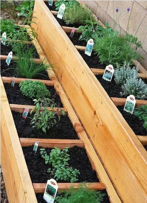and instructions required to make your own raised garden bed?