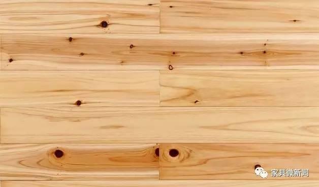 白橡木纹理家具图片
