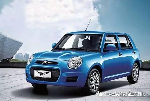 佳仕美新能源汽车 车型图片展示 大全高清图片