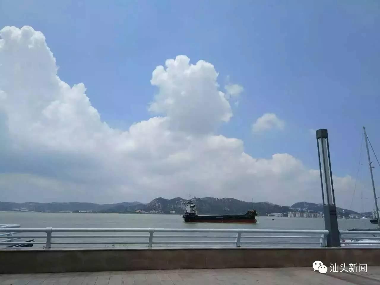 今年首个台风登陆广东