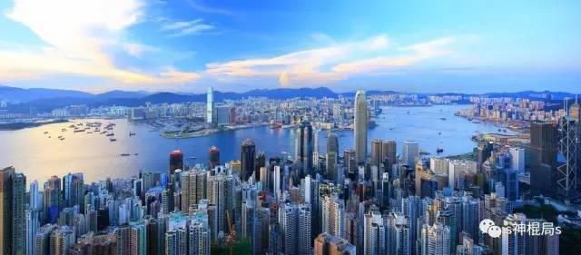 大搏杀!香港维多利亚港风水之战:中国银行力战群雄!