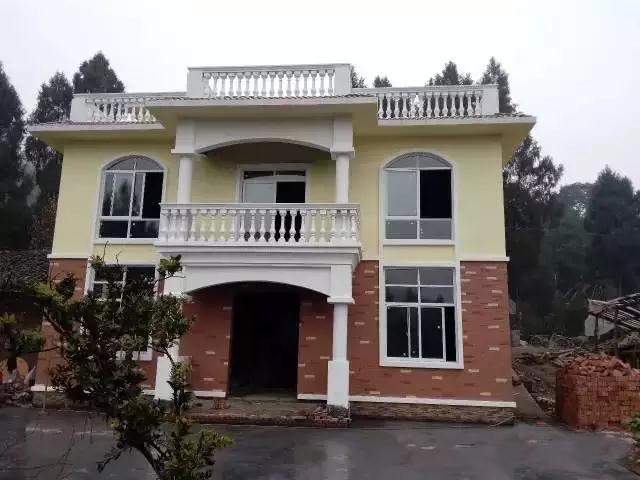 湖南18万自建3层农村别墅,看完就觉得自家的房