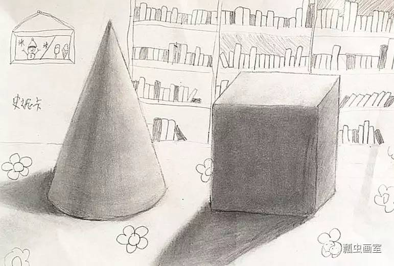 孔雀的多样表达 & 报纸粘贴画 &几何形体在我们的生活