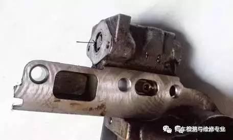 b50凸轮轴传感器电路图