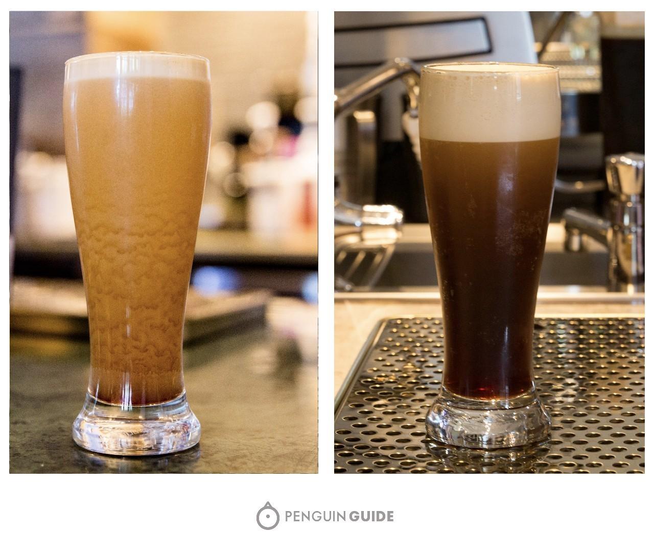 喝起来像啤酒 这才是夏天最潮的冰咖啡 食物志