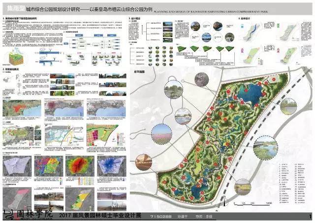 集雨型城市综合公园规划设计研究