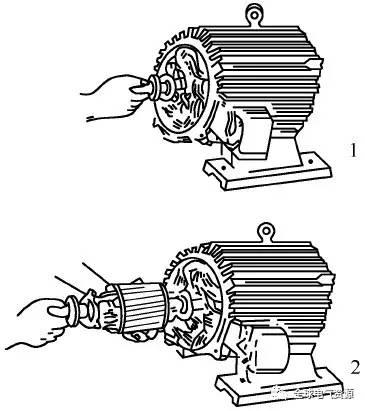 机械装配矢量图