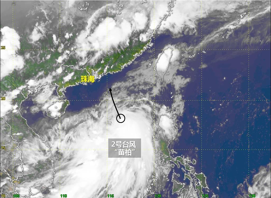 紧急 珠海发布台风白色预警 暴雨 明天停课的机会将..