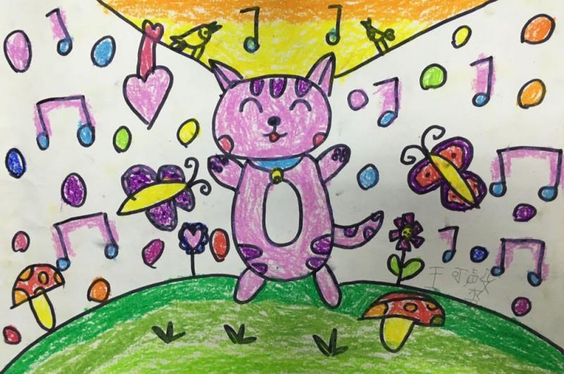 课程篇 儿童画,像毕加索一样画画