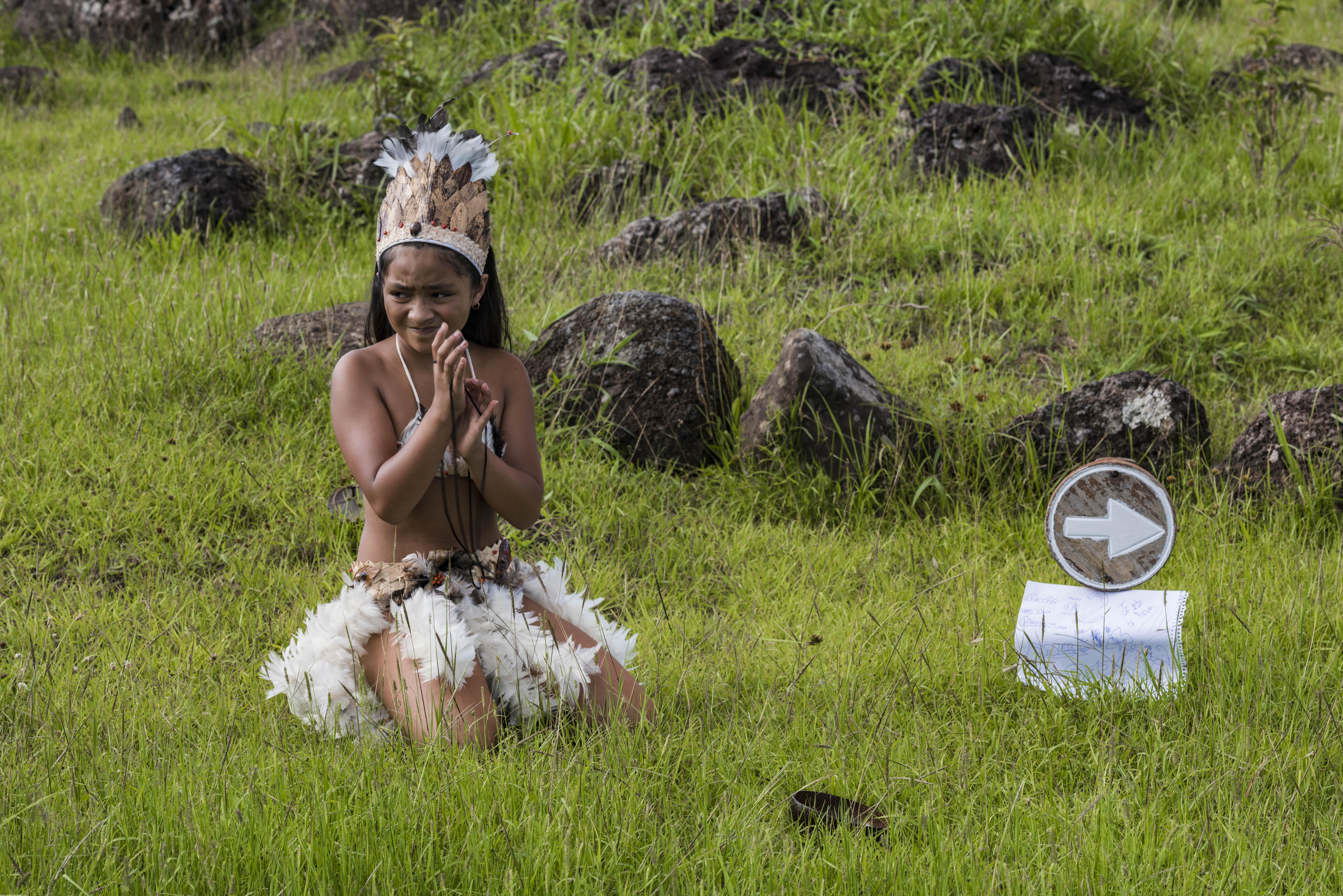 地球的肚脐——复活节岛