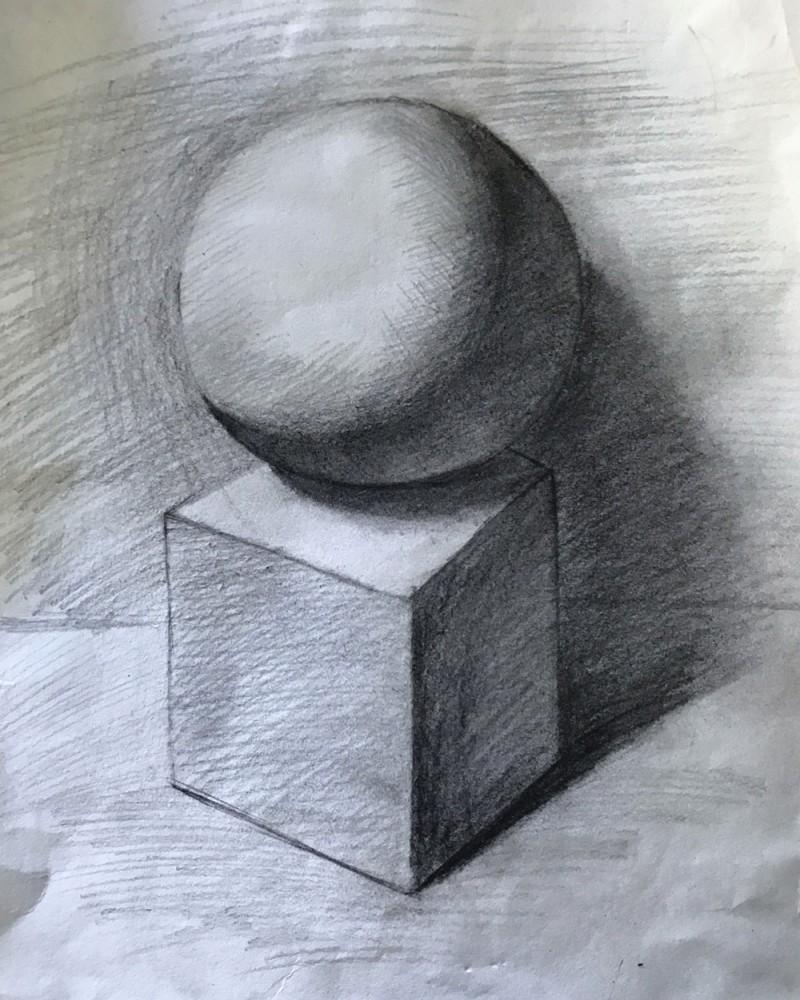 课程篇 | 素描学习,练就扎实的绘画基本功
