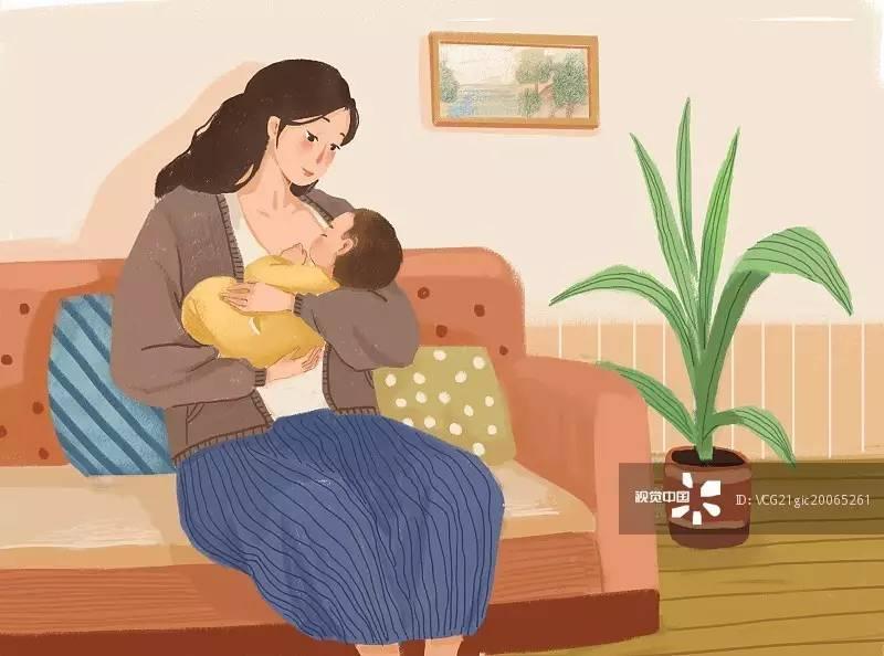 成年女性,女人,婴儿,母乳,喂养,妈妈,孩子,母亲节,家庭,亲子.