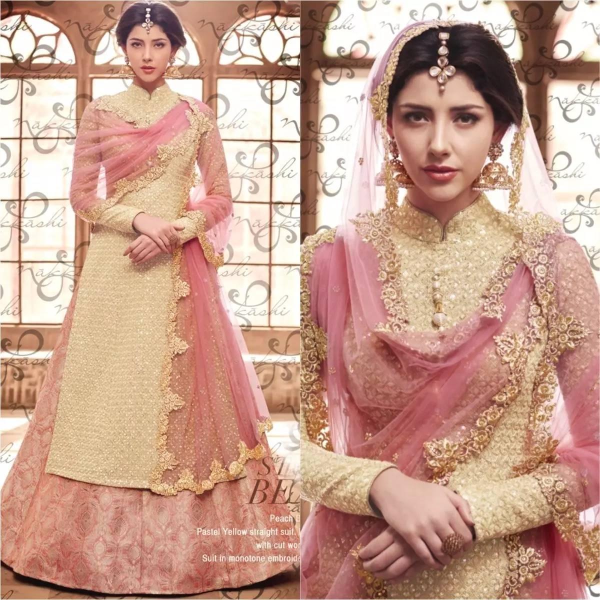 这些印度时尚服饰,既民族又世界(图)