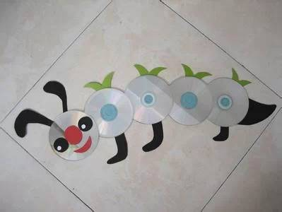 幼儿园老师手工作品图片