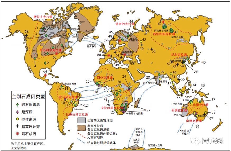 原标题:【必收藏】经典全球构造图集(75幅)!  本图集综合了板块构造学、海底地质学、大陆地质学和全球尺度的成果图件,适合于院校及科研院所构造地质学、海洋地质学、石油地质学等专业人士学习、了解全球构造研究的理论和成果。 来源  《全球构造图集》 国家重点基础研究发展计划(973 计划)课题 一 地球概论 地球卫星影像图  数据来源: 左:NASA Suomi NPP 卫星搭载的VIIRS 设备所拍摄的地球照片,被命名为蓝色弹珠( Blue Marble ),拍摄日期为2012 年1 月4 日。图正面为北美