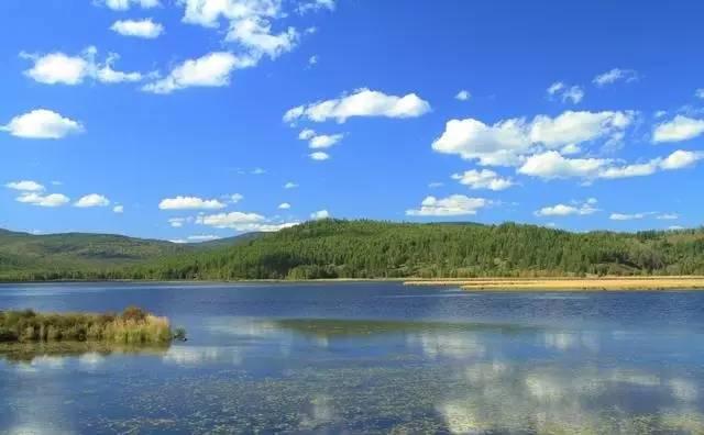 它在内蒙古,是中国最小县级市,却拥有美如仙境的景色