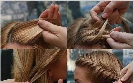 两分钟给长头发设计出漂亮的造型,简单又不失浪漫的长发宴会盘发!