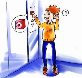 最好的电梯安全使用图解图片