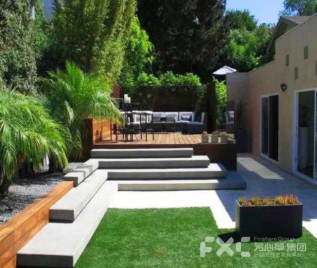 成都私家庭院景观设计庭院结构设计要点