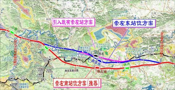 广西扶绥县城区规划图