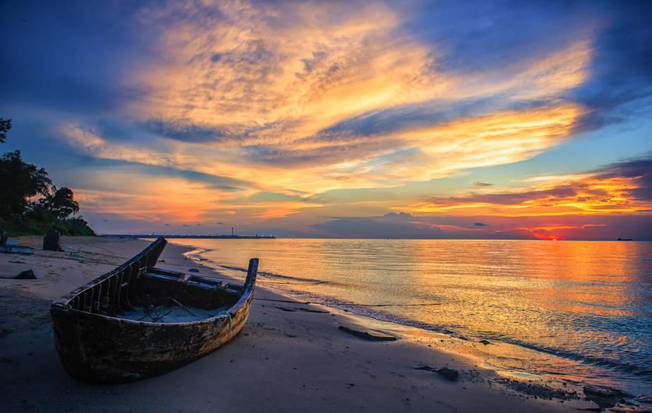 北海攻略 | 涠洲岛和银滩怎么玩,交通 美食 住宿