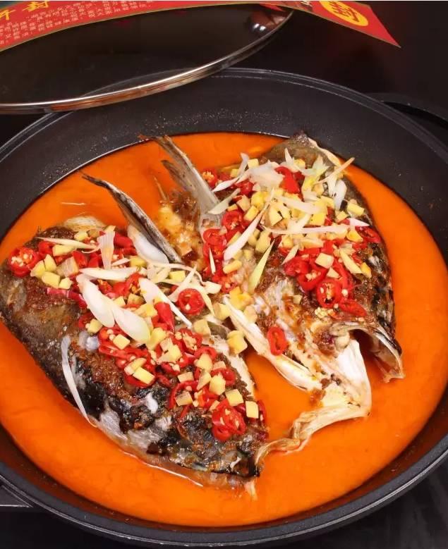 7款特色鱼菜品,已旺销十年!沂源县北京宫爆鸡胗图片