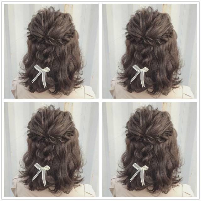 长短发|各种编发|丸子头