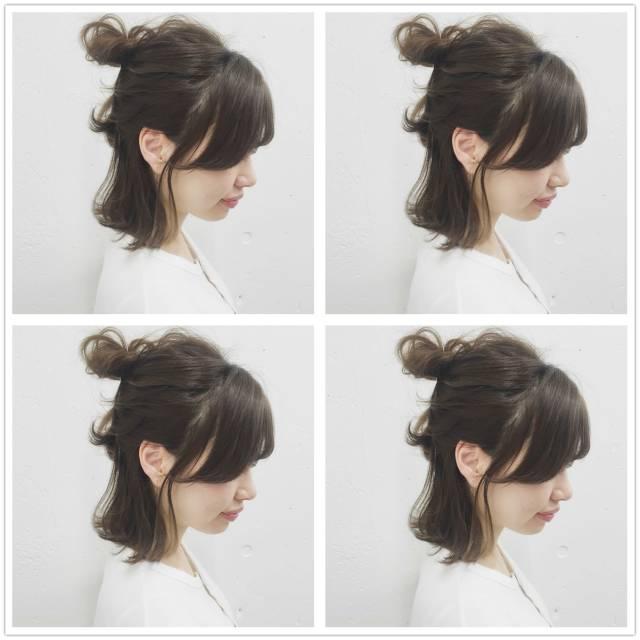 100种儿童简单扎发步骤短发
