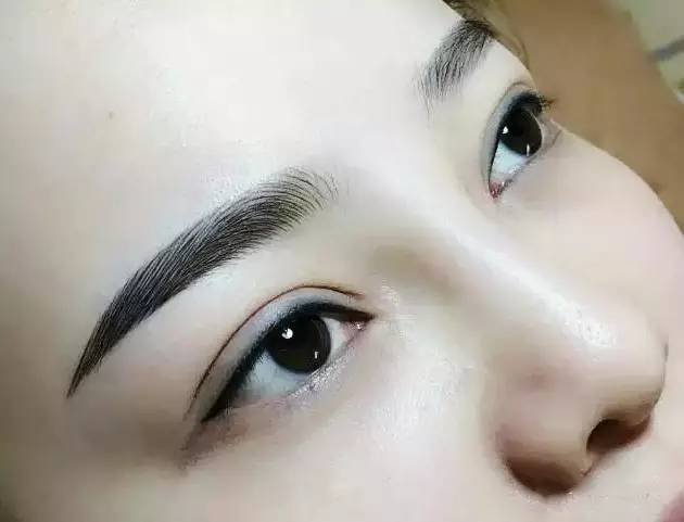 纹眉原理是什么_纹眉灰咖是什么颜色