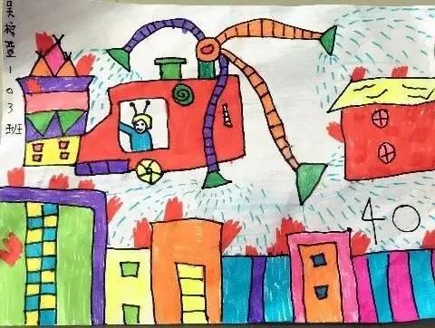 小小画家,绘画安全未来 丽水消防有奖绘画大赛火热进行
