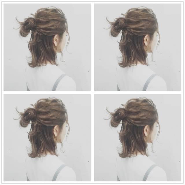 时尚 正文  长短发|各种编发|丸子头 |马尾|刘海|儿童发型 |染烫|短发